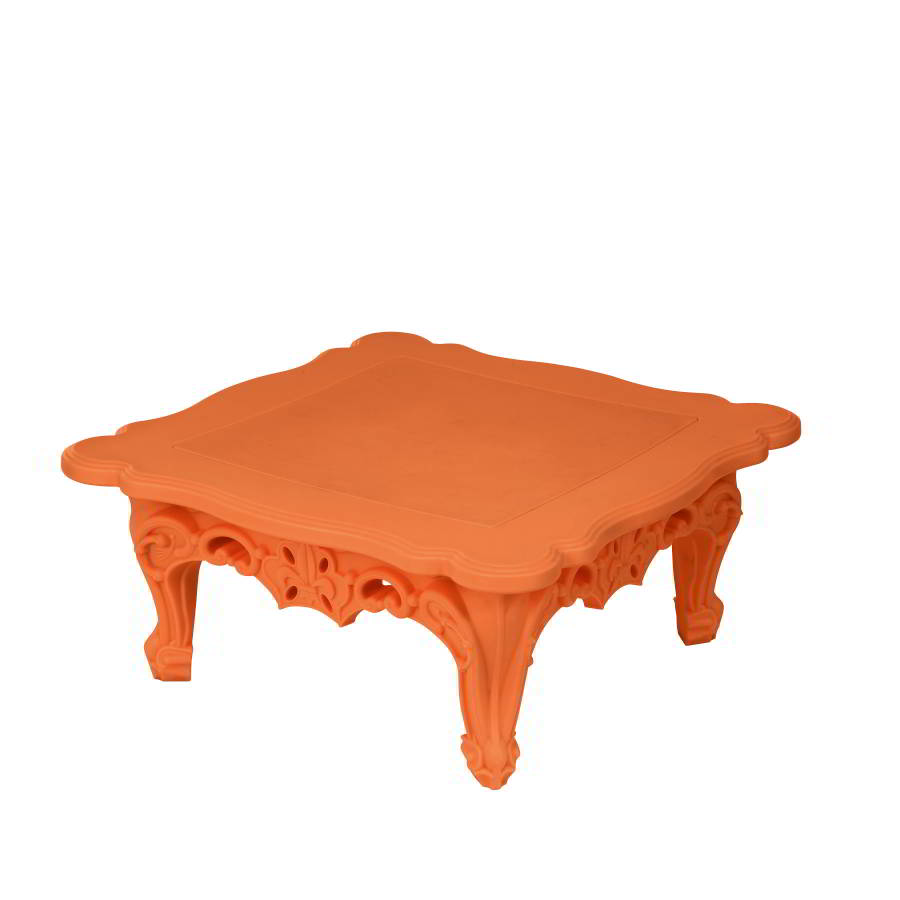 DUKE OF LOVE Couchtisch orange