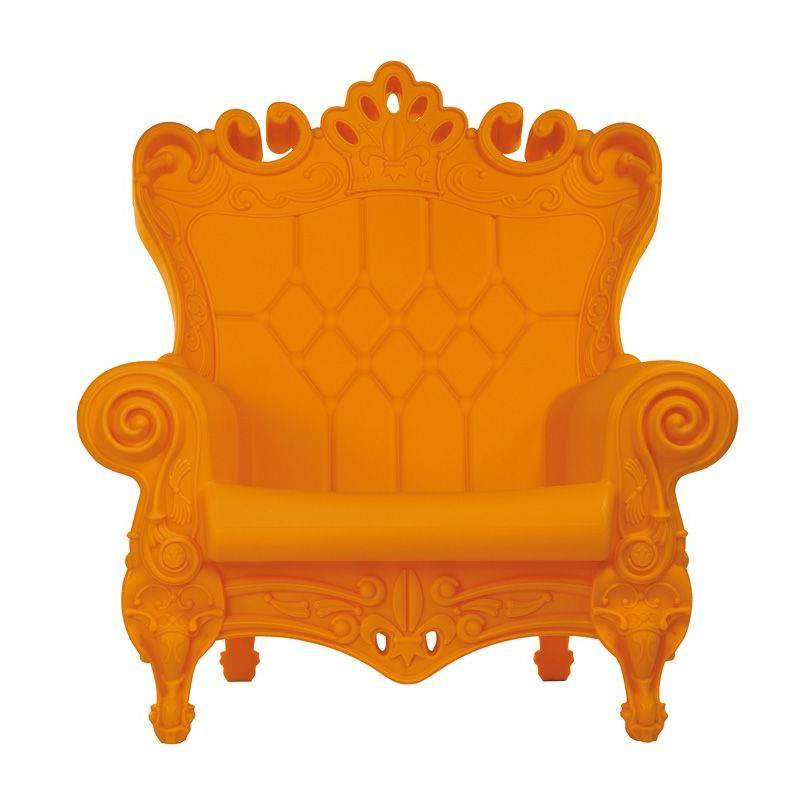 LITTLE QUEEN OF LOVE Sessel orange