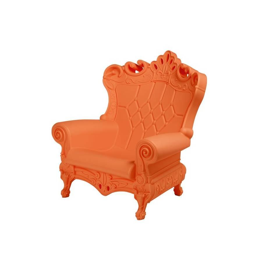 QUEEN OF LOVE Sessel orange