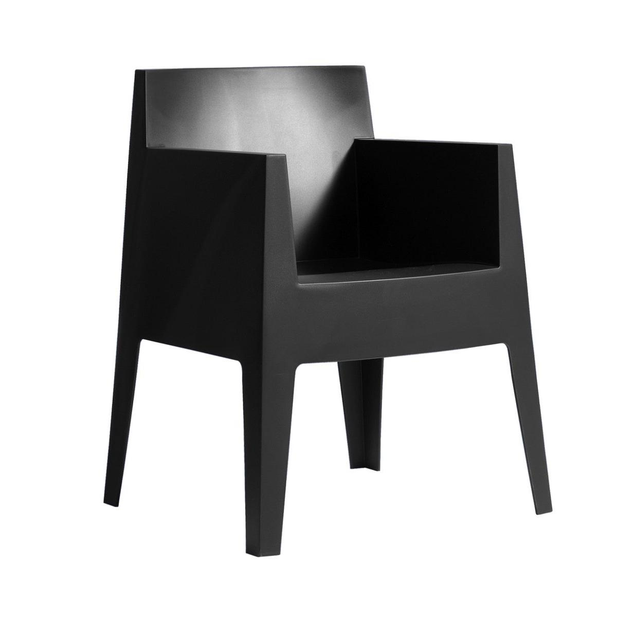 Toy Stuhl schwarz (G17)