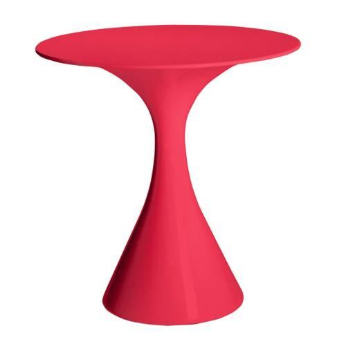 KISSI KISSI Tisch / Gartentisch rot-orange (R2)