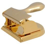 El Casco Locher M200 L, 23 Karat vergoldet