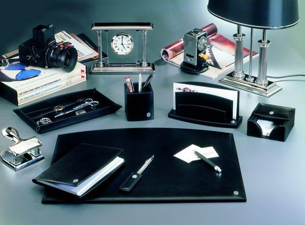 Schreibtischauflage Ledercollection Zeitgeist Kalbsleder