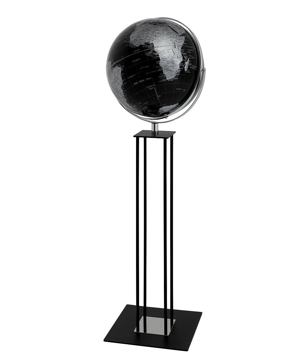 WORLDTROPHY Standglobus schwarz