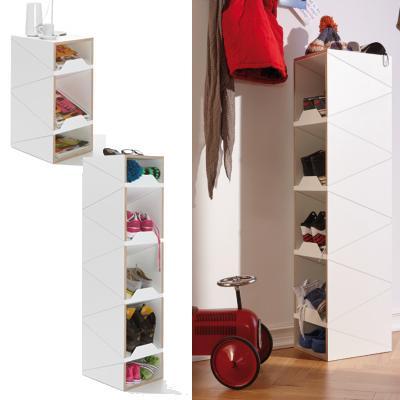 shustack modulares regal von emform bei. Black Bedroom Furniture Sets. Home Design Ideas