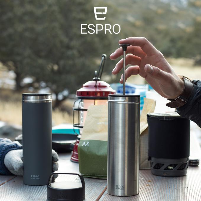 Ultralight Kaffeezubereiter / Isolierflasche