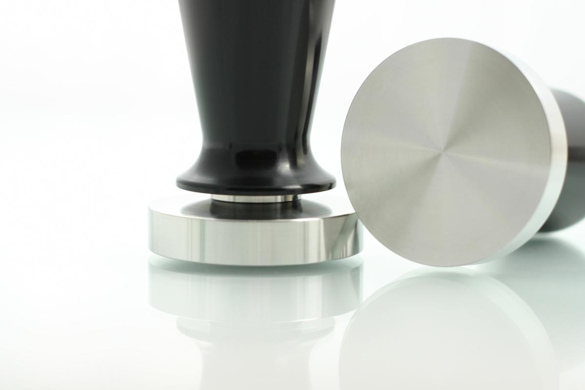 ESPRO Tamper Unterseite convex, leicht nach außen gewölbt