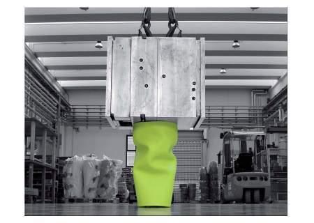 SAVING Pflanzvase: Herstellungsart
