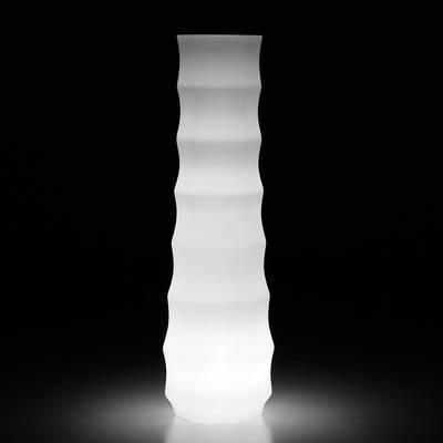ROO Pflanzvase beleuchtet