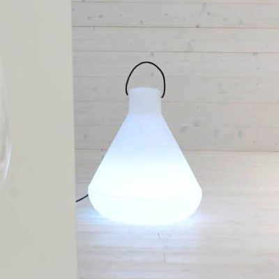 SPOT Light Leuchte weiß-transluzent FB-98