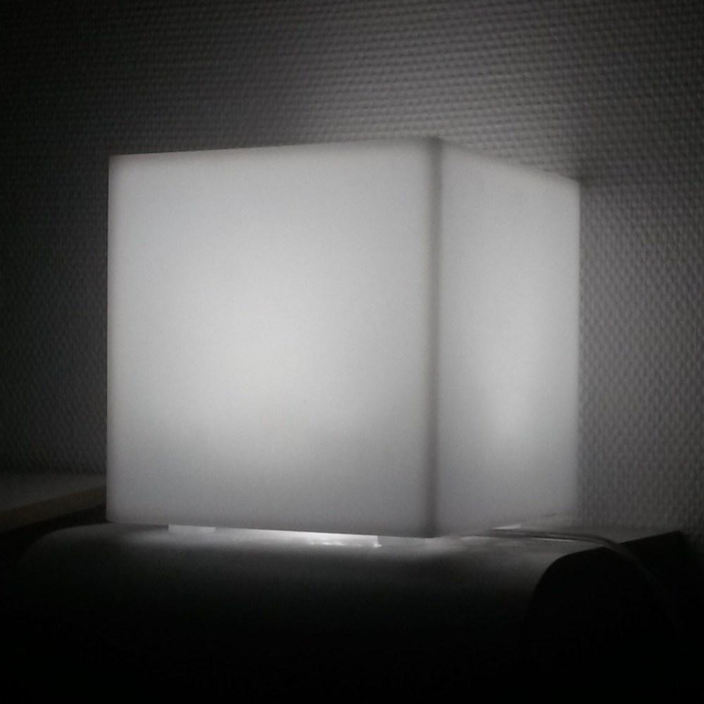 KUBE MINI Leuchtwürfel Indoor