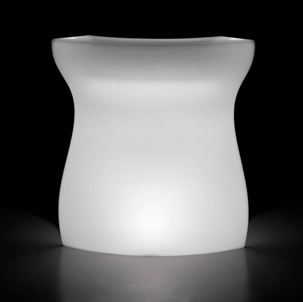 BARTOLOMEO Eckelement mit ESL-Beleuchtung