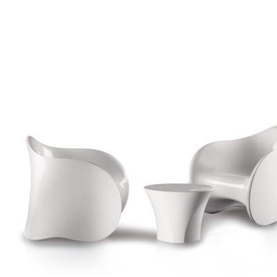 GOEN Sessel mit Tisch ENTA