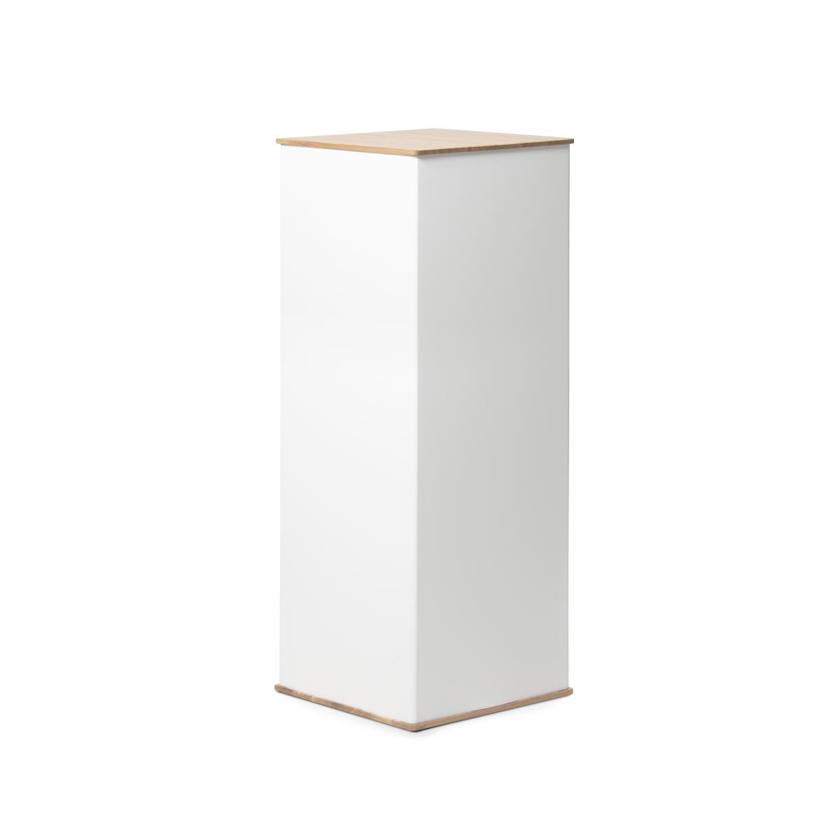 flux BLOX Säule 40 x 100 cm, weiß