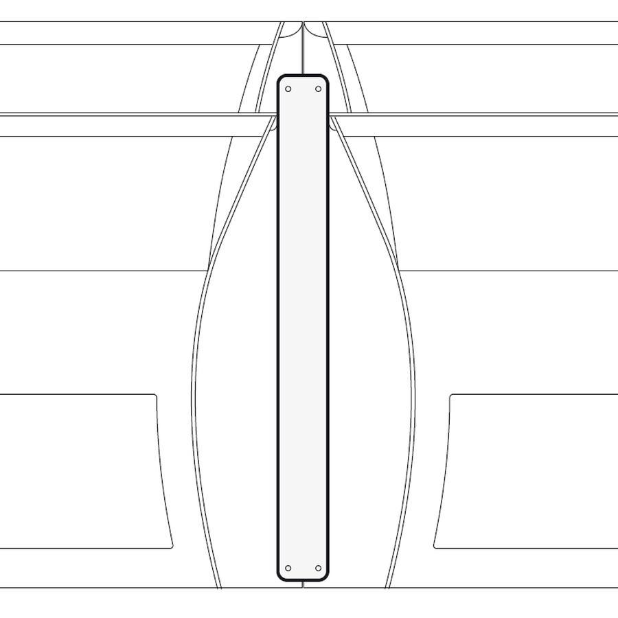 LINK 180 für die Verbindung von geraden ARC Bars