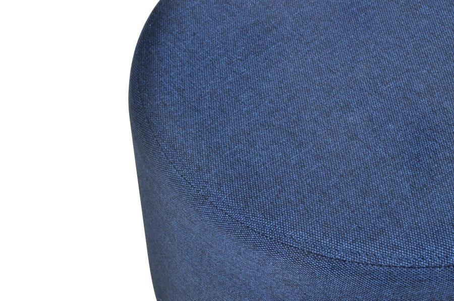 MOLDE Hocker klein blau