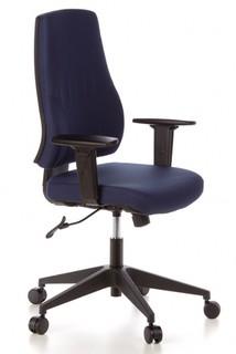Schreibtischstuhl GECKO Home blau