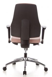 Schreibtischstuhl GECKO Office hellbraun