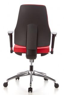 Schreibtischstuhl GECKO Office rot
