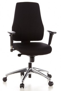 Bürostuhl GECKO Office schwarz