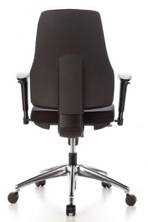 Schreibtischstuhl GECKO Office schwarz