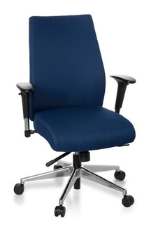 Bürostuhl ANTILOPE blau