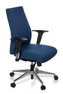 Schreibtischstuhl ANTILOPE blau