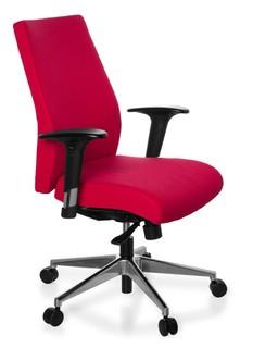 Schreibtischstuhl ANTILOPE rot