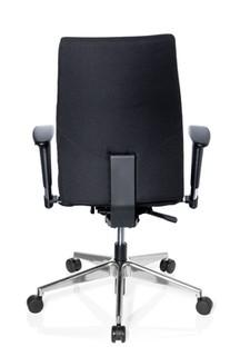Schreibtischstuhl ANTILOPE schwarz