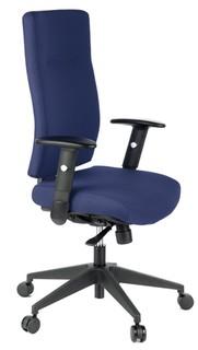 Schreibtischstuhl GAZELLE blau