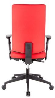 Schreibtischstuhl GAZELLE rot