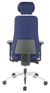 Schreibtischstuhl ADLER dunkelblau