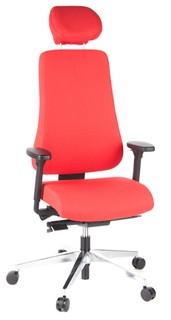 Bürostuhl ADLER rot