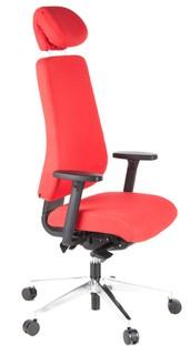 Schreibtischstuhl ADLER rot