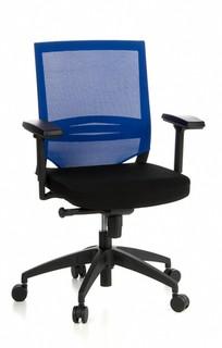 Bürostuhl FLAMINGO Office schwarz/blau