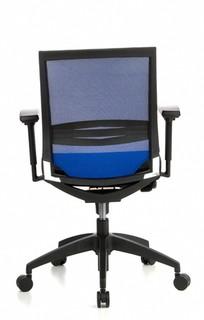 Schreibtischstuhl FLAMINGO Office blau