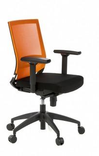 Schreibtischstuhl FLAMINGO Office orange