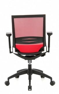 Schreibtischstuhl FLAMINGO Office rot
