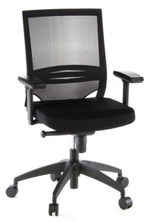 Bürostuhl FLAMINGO Office schwarz