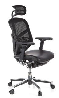 Schreibtischstuhl LÖWE Office schwarz