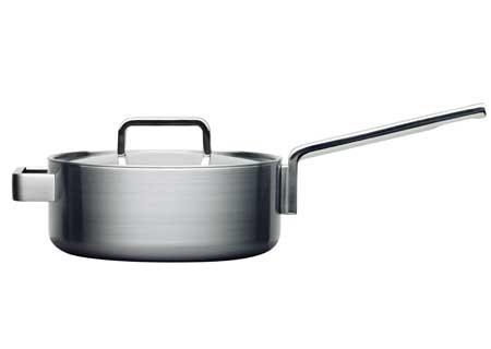 Tools Stielkasserolle mit Deckel 3,0 Liter Ø 22 cm