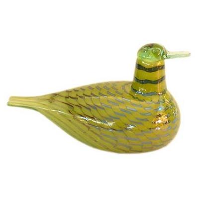 BIRDS BY TOIKKA Krickente (Ente)