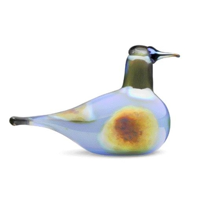 BIRDS BY TOIKKA blaue Oriole