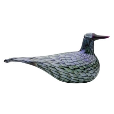 BIRDS BY TOIKKA Grünblaue Lappentaucher