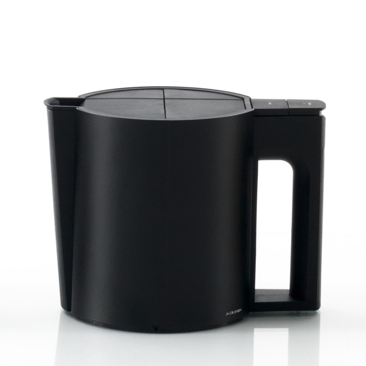 Wasserkocher schwarz von jacob jensen bei for Design haushaltsartikel