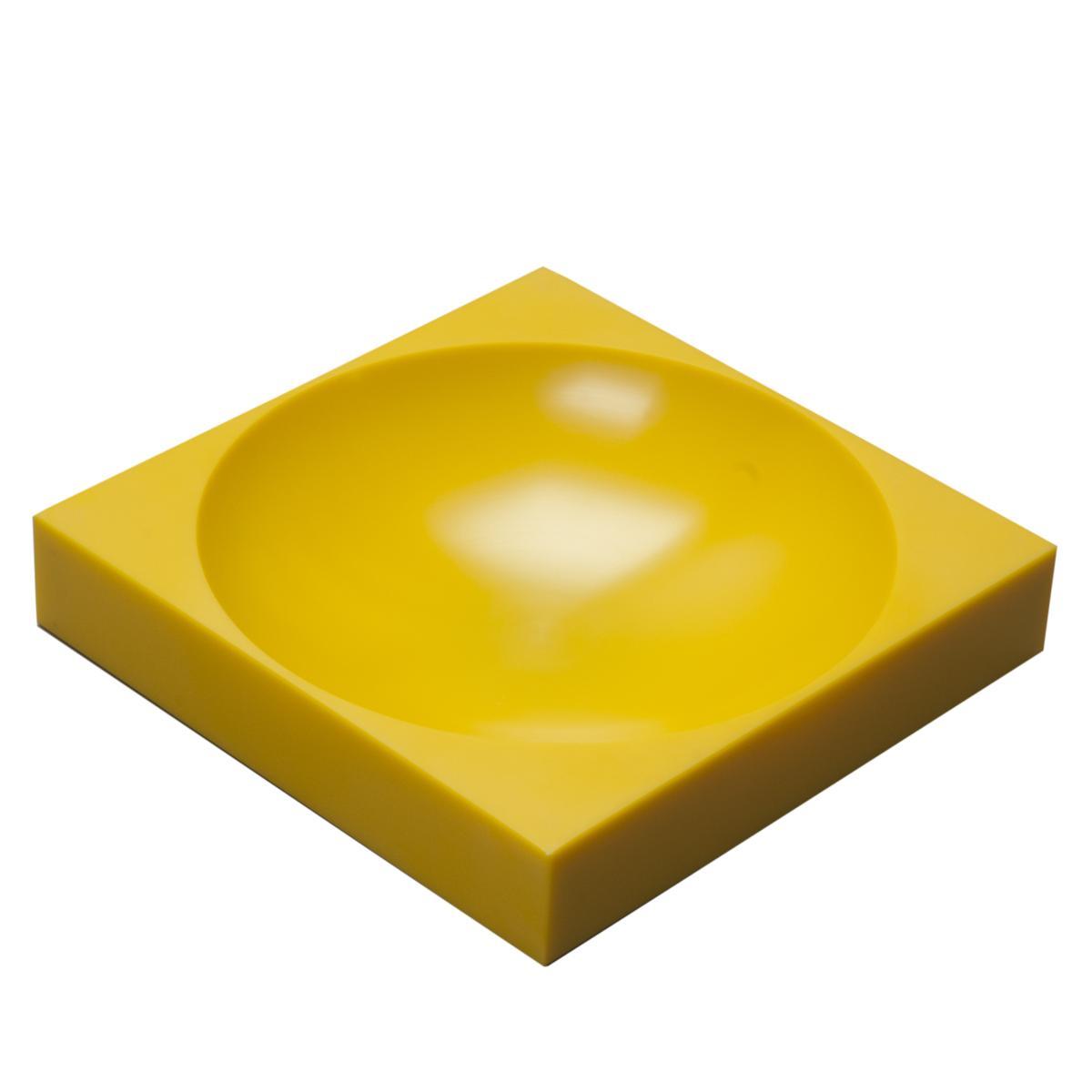 farmer-block Schalen mit Magnet, Modul 1, Isamal Gelb