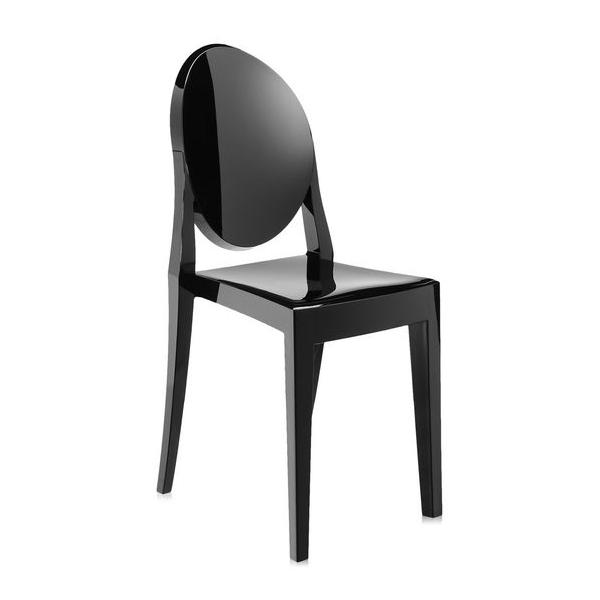 victoria ghost stapelstuhl von kartell bei. Black Bedroom Furniture Sets. Home Design Ideas