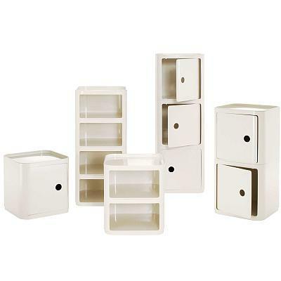 Componibili Stapel-Container quadratisch