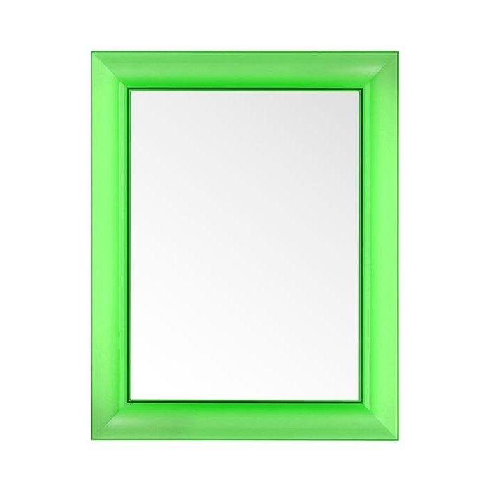 Francois Ghost small Spiegel transparent V3 flaschengrün