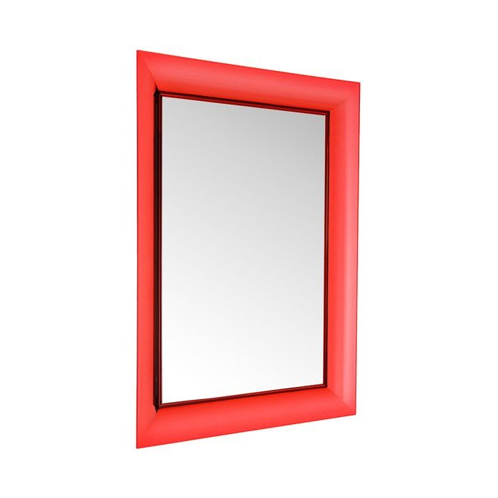 Francois Ghost Wandspiegel rot
